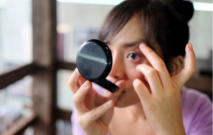 Makeup Eye Infection